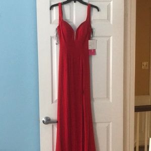 BRAND NEW prom girl evening gown/prom dress